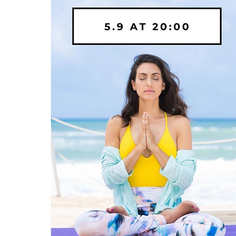 New Year Yoga & Meditation