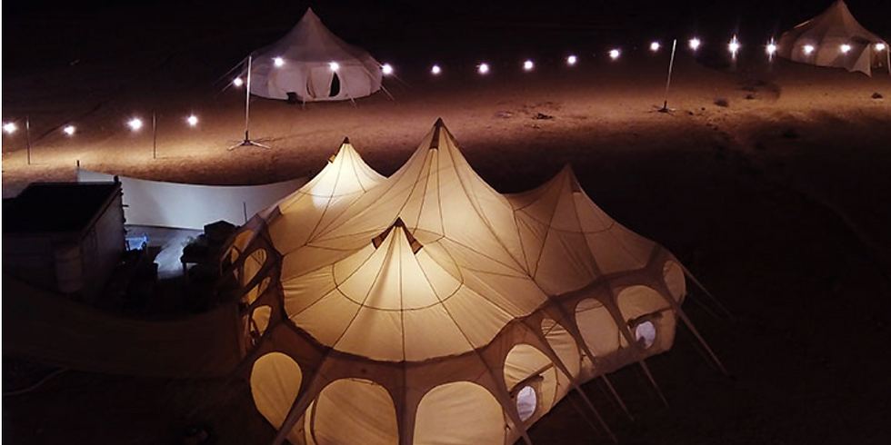 Wellness Retreat Glamping in the North