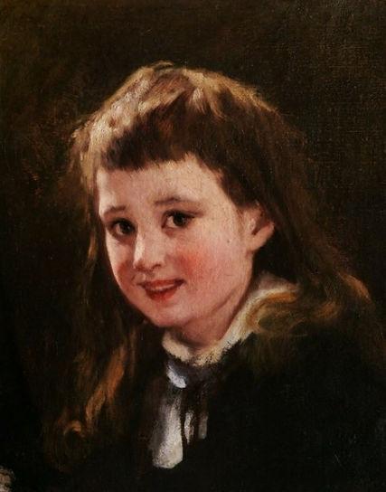 ill. 1 Alexandre Antigna - Portrait de M