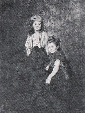 ill. 3 Alexandre Antigna - Portrait de M