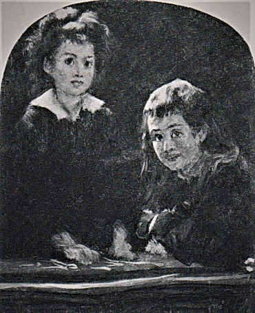 ill. 2 Alexandre Antigna - Portrait de M