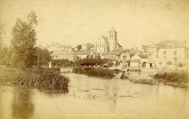 doc. 1  Anonyme, Montigny - Barrage sur