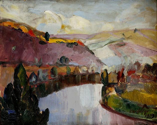 Bela Erdelyi Rivière
