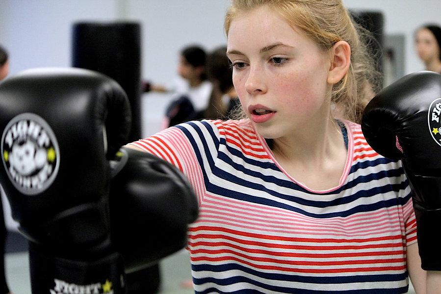 girls martial arts class.JPG