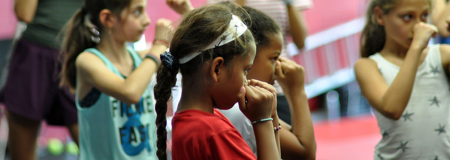 self defense training for girls camp hero