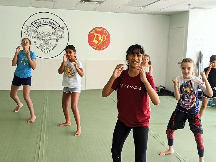 girls self defense camp toronto