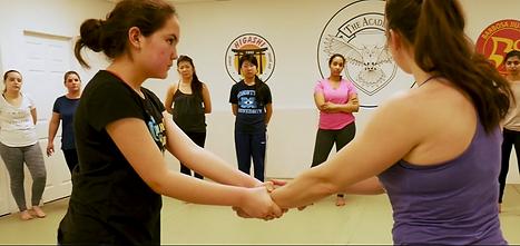 women's self defense in toronto