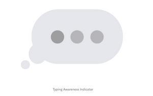text dots