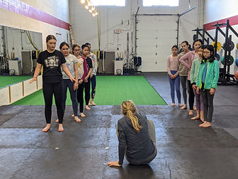girls martial arts program toronto