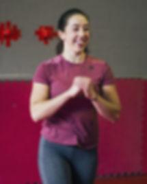 Gemma Sheehan ex-MMA fighter
