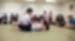 girls jiu-jitsu class