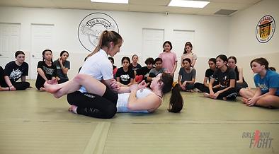 girls self defense toronto