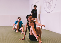 girls martial arts class toronto
