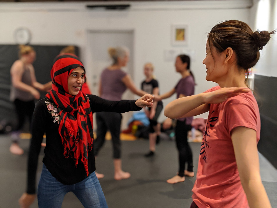 women's self defense workshop toronto