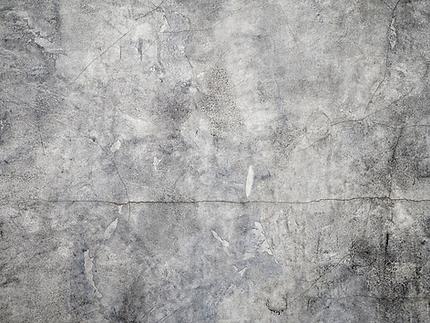Popękane ściany betonowe