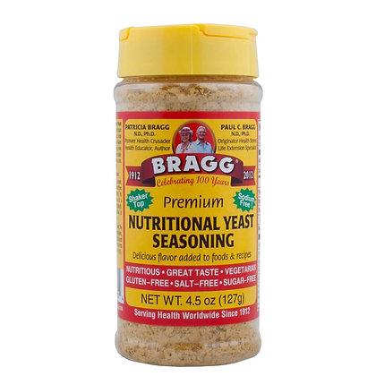 Levadura nutricional sin gluten, Bragg, 127 g