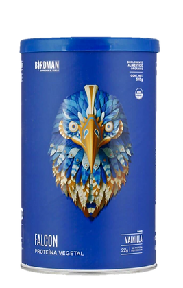 Proteína Vegana Falcon Vainilla 510gr