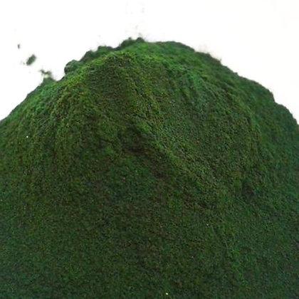 Spirulina en polvo orgánica a granel, desde 1g