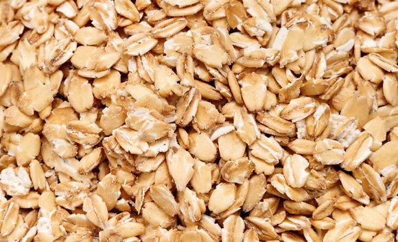Avena orgánica a granel, desde 1g
