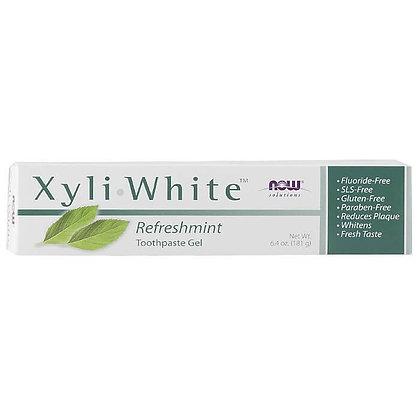 Pasta de dientes Xyli White Menta Refrescante