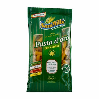Sam Mills, Pasta Sin Gluten, Estilo Penne 250 g