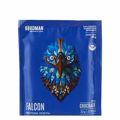 Birdman, Falcon Proteína Vegetal, Chocolate, 30g
