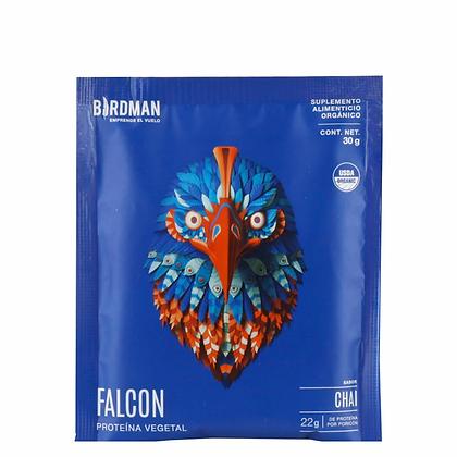 Birdman, Falcon Proteína Vegetal, Chai, 30g