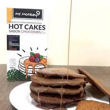 Harina para hotcakes sabor Choconibs