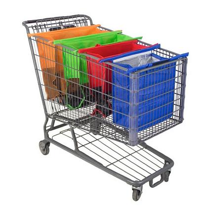 Bolsas para carrito de supermercado