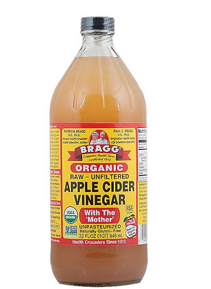 Vinagre de Manzana Orgánico Bragg 946ml