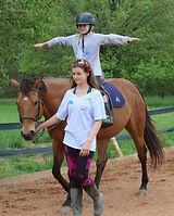 horseback riding picture