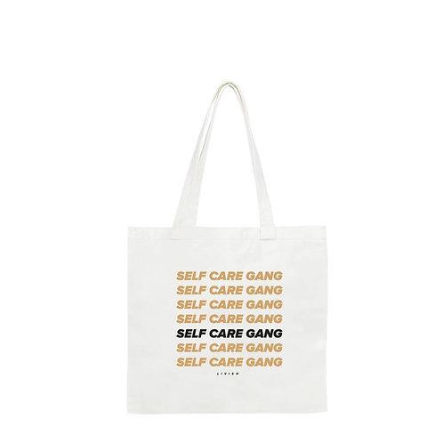 SELF CARE GANG TOTE