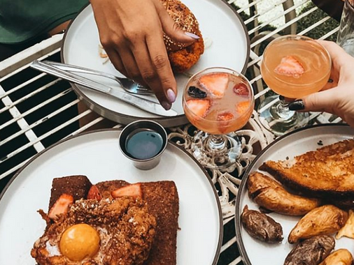 MUA BRUNCH LA + WHY YOU SHOULD BE THERE!