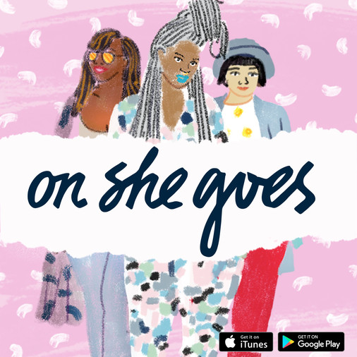 PODS: On She Goes
