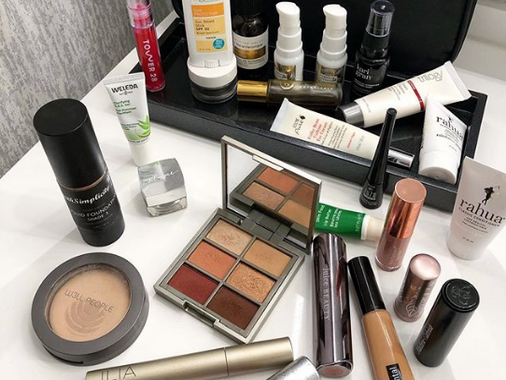 YEAR END BEAUTY ROUNDUP