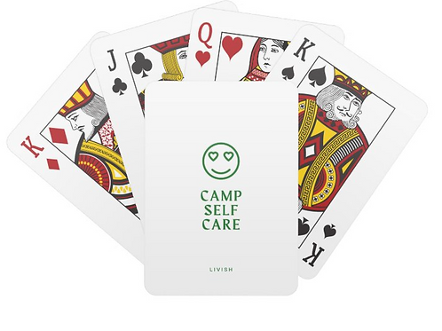 CAMP PLAYING CARDS