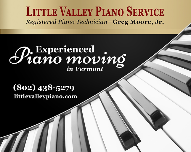 Little Valley Piano Service (made by Sam
