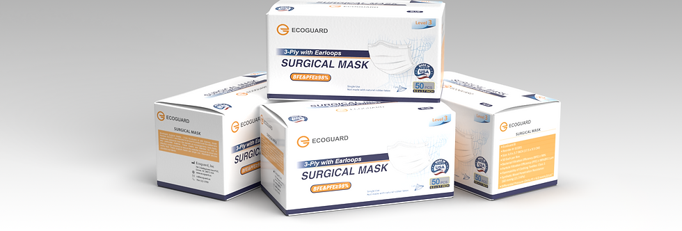 ASTM Level 3 Surgical Masks