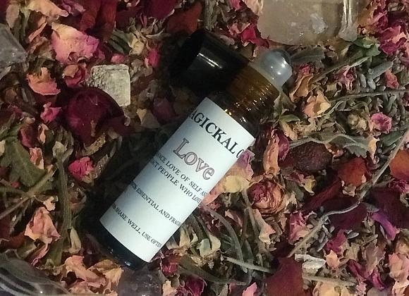 Love Magickal Oil