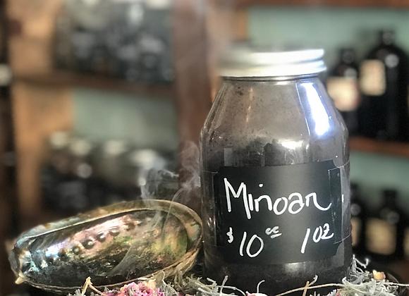 Minoan Loose Incense - 1oz