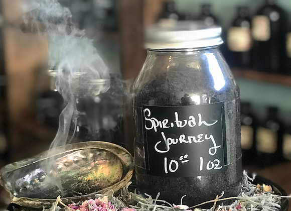 Spiritual Journey Loose Incense - 1oz
