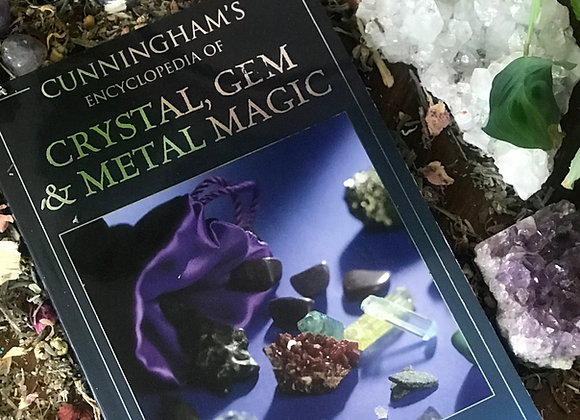 Encyclopedia of Crystal, Gem &Metal Magic