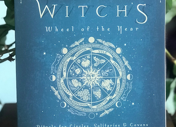 Witch's Wheel of the Year
