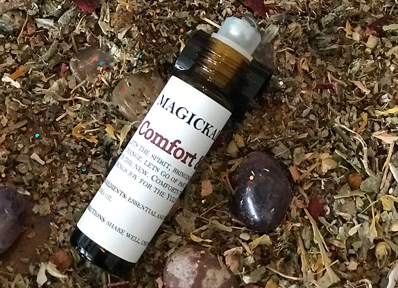 Comfort and Joy Magickal Oil