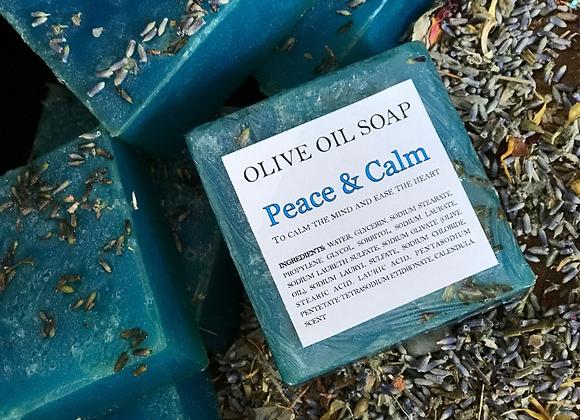 Peace & Calm Soap