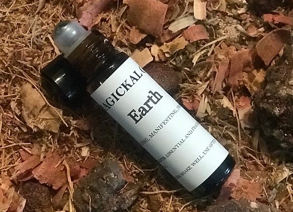 Elemental Earth Magickal Oil