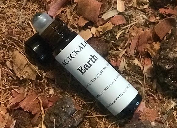 Elemental Earth Magickal Oil