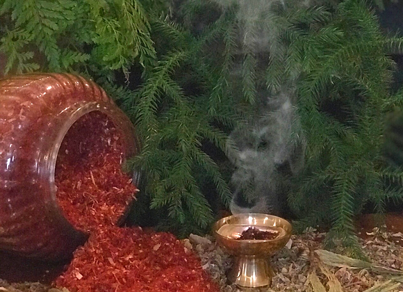 Comfort and Joy Loose Incense - 1 oz