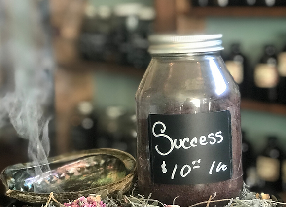 Success Loose Incense - 1oz