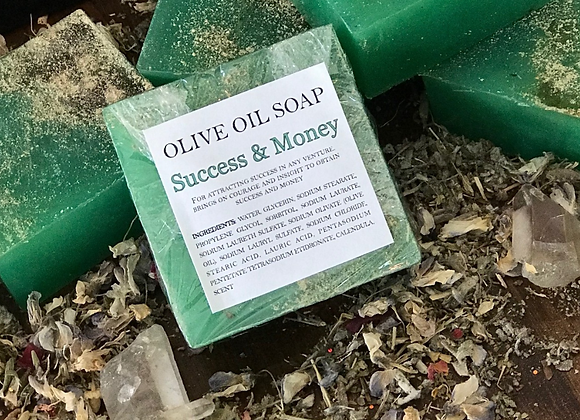 Success & Money Soap